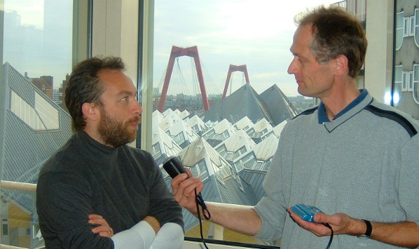 Interview representing seeking use needs for user centered design | engageSPARK