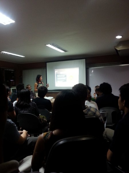 User Experience Design Presentation in Cebu City, Philippines