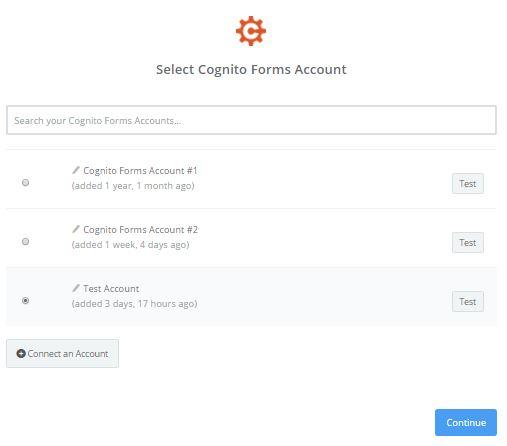 Cognito Forms- SMS & IVR via Zapier and engageSPARK