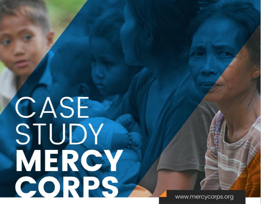 Mercy corps case study