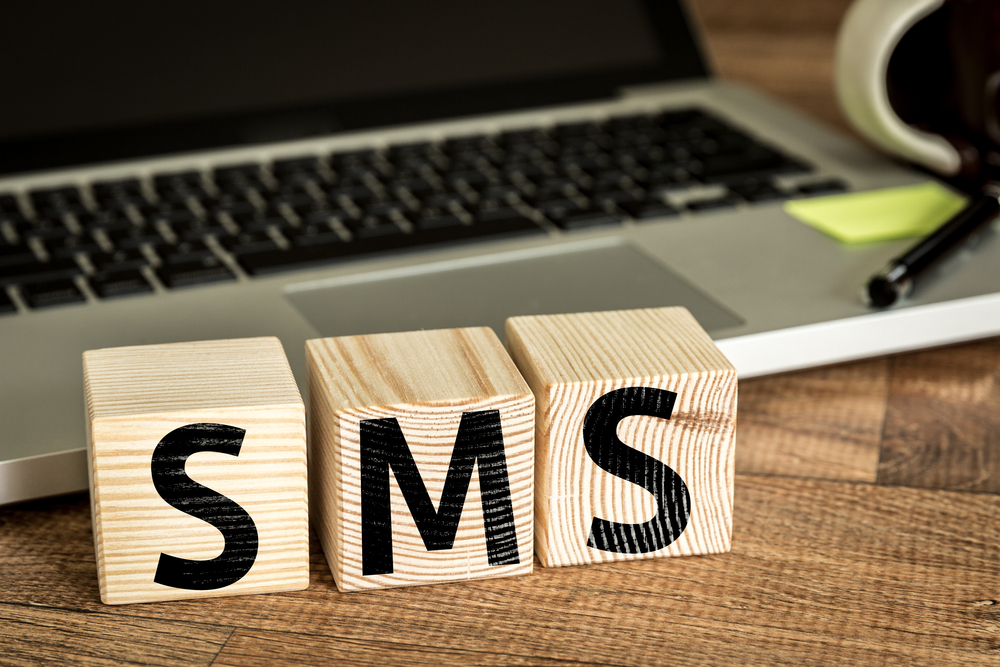 SMS templates for marketing