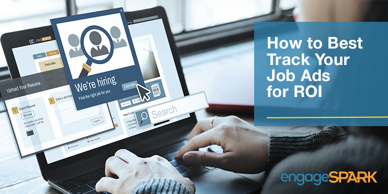 How to Best Track Your Job Ads for ROI