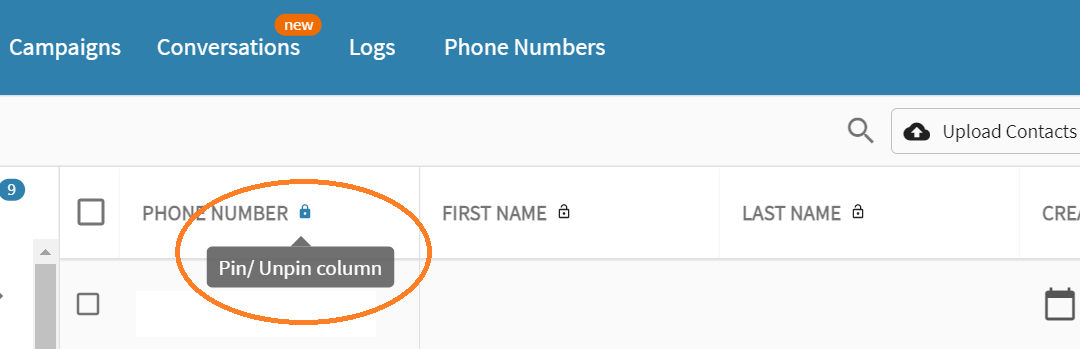 Why you'll love the new and improved engageSPARK Contacts Page